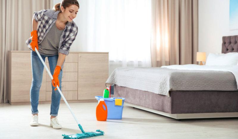 lär dig städa sovrummet med dessa hemstädningstips